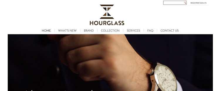 Hourglass Corp. Watches & Jewelry